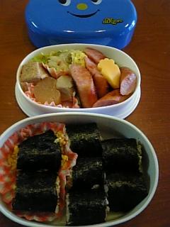 お弁当(^O^)