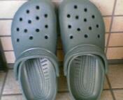 crocsが届いたよ\(^o^)  /