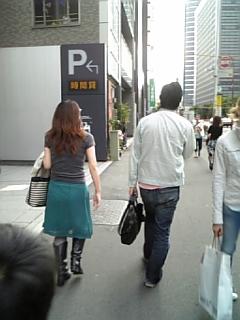 青山一丁目が似合わない〜(-.-;)