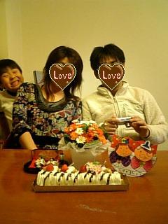 結婚記念日★11  年目★