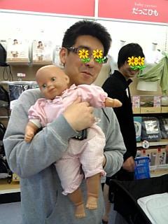 赤ちゃん一色
